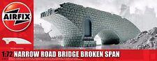 AIRFIX DIORAMA RESIN NARROW ROAD BRIDGE (BROKEN SPAN) NEW 1/72-1/76