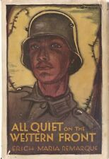 ALL QUIET ON THE WESTERN FRONT-1ST/1ST-1929-ERICH MARIA REMARQUE-VERY NICE W/DJ!