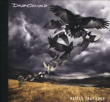 DAVID GILMOUR CD [Digipak] (Sep-2015) Rattle That Lock *BRAND NEW* *SEALED*