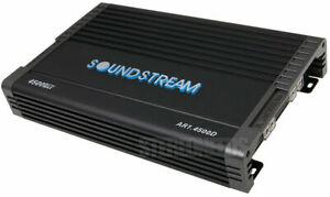 Soundstream AR1.4500D 4500 Watt Mono Class D Subwoofer Amplifier Monoblock Amp