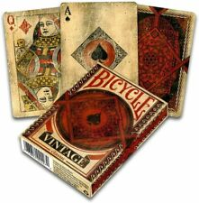 Bicycle Vintage Classic Poker Playing Cards - Spielkarten Fantasy Art