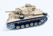 Heng Long 1/16 Tauch Panzer III Ausf.H  BB Shoot Smoke Sounds 2.4G Pro Version