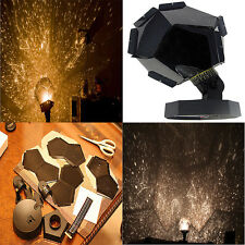 Night Light Lamp Astro Star Galaxy Master Projector Laser Cosmos Sky Starry Gift