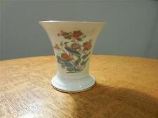 Wedgwood Kutani Crane bone china posy pot  R4464 - PERFECT!!