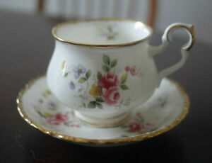 Royal Albert Tenderness Cup & Saucer several available