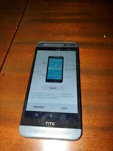 HTC One E8 - 16GB - Misty Gray (Sprint) Smartphone