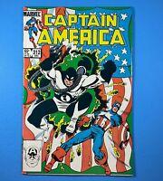 Captain America #312 1st Appearance Flag Smasher MARVEL COMICS 1985 Disney+