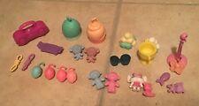 LPS - Littlest Petshop - lot 12: accessoires (jouets)