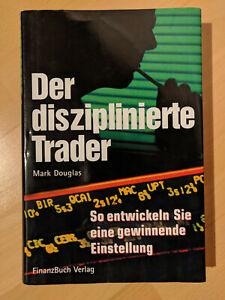 Der disziplinierte Trader * Mark Douglas *Börse,gebunden, Erstauflage | sehr gut