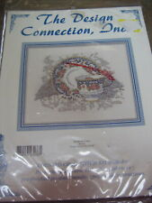 Nip Scrollwork & Lace Counted Cross Stitch Kit K3-033 Design Connection