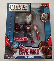 Captain America Civil War IRON MAN Metals Die for Kids
