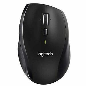 Logitech M705 Wireless Performance Plus Mouse for PC and Mac
