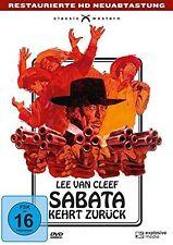 Sabata kehrt zurück (Lee van Cleef) DVD NEU + OVP!