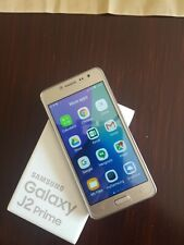 Samsung Galaxy J2 prime  8gb - Gold (Unlocked)excellent condition fully working