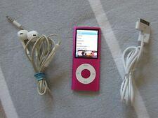 Apple iPod Nano 4G / 4. Generation Pink / Rosa (16GB)