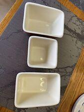 longaberger pottery Dishes