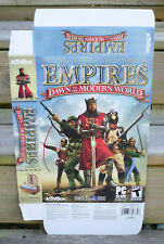 Empires: Dawn Of The Modern World (Ver. 2) Jumbo Retail Display Box