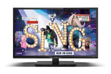 Schwarze LED Fernseher mit 1080p max. Auflösung