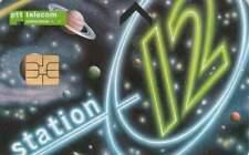 Telefoonkaart / Phonecard Nederland CKD011.02 ongebruikt - Station 12 USA