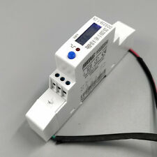 5(45)A 45A MAX 220V 50HZ 60HZ voltage current energy meter with RS485 MODBUS-RUT
