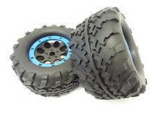 1/8 Scale King Motor Tyrant Monster Truck Wheels, Tires 17mm Hex HPI Savage FLUX
