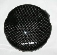 HONDA CBR900RR SC33 1996-1999  CARBON LIMADECKEL ENGINE COVER CARBONE CARBONO