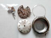 Vintage Hamilton Electric Cal. 505 Mens Watch 1950' (Repair / Parts)