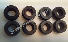 JEEP PARTS - MB/GPW CJ M38 A1 BUSHING SHOCK ABSORBER - 8EA NSN: 5365-00-927-9397