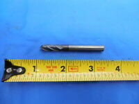 """1/4"""" DIAMETER X 45 DEGREE 4 FLUTE SOLID CARBIDE END MILL CHAMFERING COUNTERSINK"""