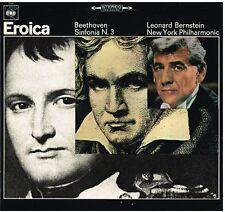 Beethoven: Sinfonia N.3 Eroica / Leonard Bernstein, New York Ph. LP