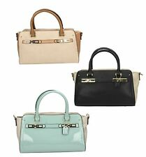 Clarks Patternless Synthetic Outer Handbags