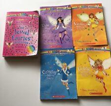Lot of 5 Rainbow Magic Fairies Chapter books Daisy Meadows 0ne Is 4 In 1