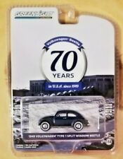 Greenlight 1949 Volkswagen Type 1 Split Window Beetle 1:64 Diecast Car 28020-A