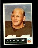 1965 PHILADELPHIA #79 RAY NITSCHKE EXMT PACKERS HOF  *XR13923