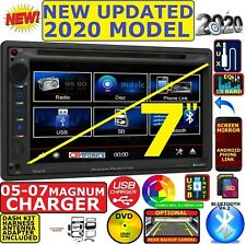 05 06 07 DODGE MAGNUM CHARGER BLUETOOTH TOUCHSCREEN DVD CD USB Car Radio Stereo