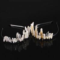 Crystal Embellished Rhinestone Wedding Bridal Headband Crown Hair Accessories