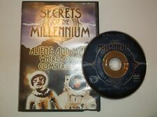 Secrets of the Millennium - Aliens And Man: Where Do We Come From (DVD, 1999)