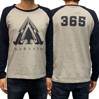 Amaranthe Symbol Baseball Long Sleeve Shirt S-XXL T-shirt Metal Band Official
