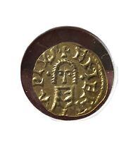 Triens en  or merovingien visigoth à identifier