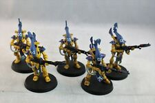 Warhammer Eldar Wraithguard Well Painted