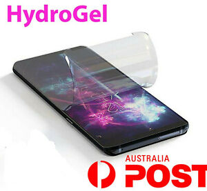 Hydrogel Screen Protector samsung Galaxy s20 s10 5G S9 S8 ultra Plus Note 9 10 2