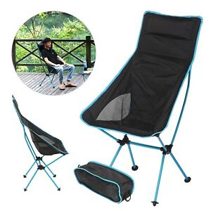 Lightweight Chair Folding Chair Camping Chair Portable Outdoor Fishing  Seat
