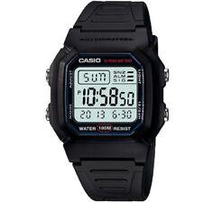 Casio W-800H-1AV Black Classic Digital Unisex Sport Watch