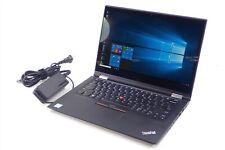 """New listing 13.3"""" Fhd Lenovo ThinkPad Yoga 370 i5-7300U 2.6Ghz 256Gb Ssd 16Gb Ram Win 10"""