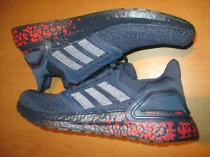 Mens Adidas Ultra Boost 20 size 12 Navy