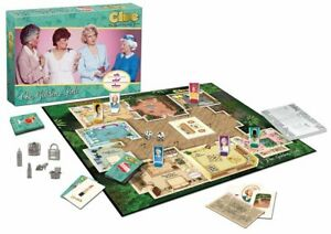CLUE: The Golden Girls Board Game SEALED UNOPENED FREE SHIPPING