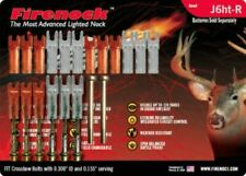 Firenock Hunting & Target crossbow lighted nock J6ht-R for Mission (Pro package)
