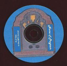Man Behind The Gun otr mp3 cd old time radio Ww2 drama Otr + plastic case