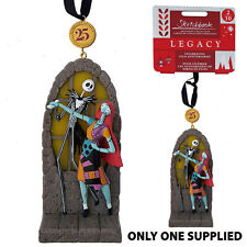 More details for disney store nightmare before xmas tree decoration 25th anniversary legacy jack