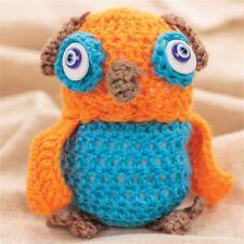 Make Your Own Crochet Owl - Craft Tobar
